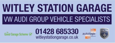 witley station garage logo
